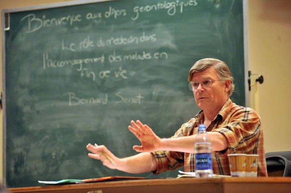 Bernard SENET - lenouvelliste.ca - © Stéphane LESSARD