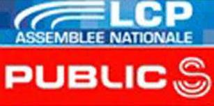 Logo Chaine LCP